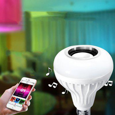 BRELONG RGB /  White Light Smart Bluetooth 4.0 Music Bulb