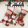 Christmas Decorations Children's Large Stockings Shopping Mall Window Hangings Gifts - MULTI-A