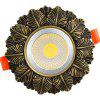 LED Resin Downlight 7W Tricolor Ceiling Light - MULTI-A