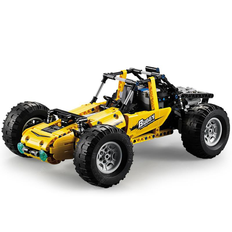CaDA C51043W All-terrain Vehicle - SUN YELLOW