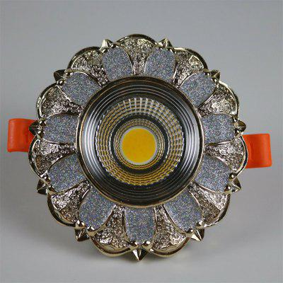 Led Resin Downlight 7W Deckenleuchte