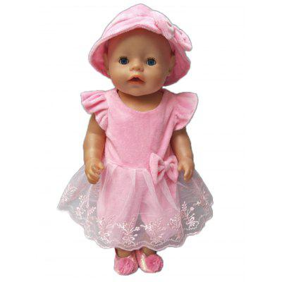 Simulation Doll Christmas Clothes