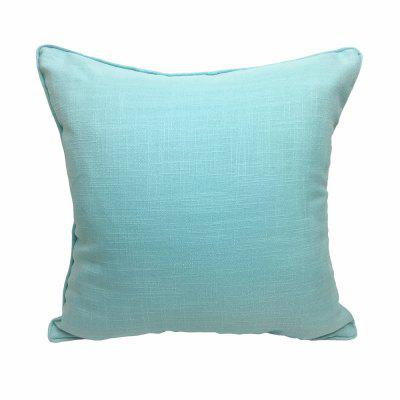 Simple Household Sofa Bag Solid Color Pillowcase