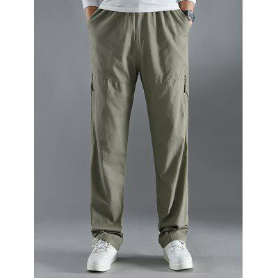 1010 - A532 Summer Casual Trousers Outdoor Large Size Men's Pants