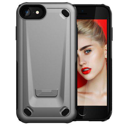 Angibabe Ultra-thin Two-in-one TPU PC  Phone Case for iPhone 6 Plus