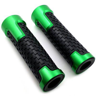 Aluminum Alloy Rubber Motorcycle Grip