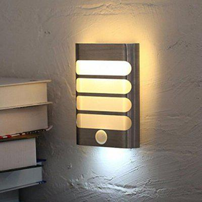 LED Battery Corridor Induction Wall Light