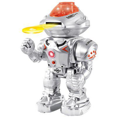FENGYUAN 27108 Music Dance With Light Remote Control Robot Toy
