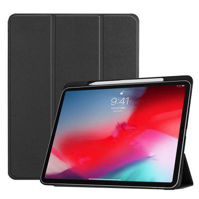 Tri-fold Solid Color Pad Case Protector for iPad Pro 11
