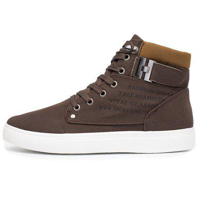 XPER Men Comfortable Lace-up Classic High-top Boots -  39.95 Free ... 494411b57b