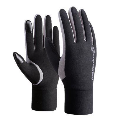 Waterproof Windproof Warm Touch Screen Full Finger Gloves