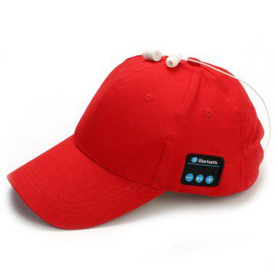 0043283e5e8 Wireless Bluetooth Hat Outdoor Sports Caps Headphones Call Music Sun Cap