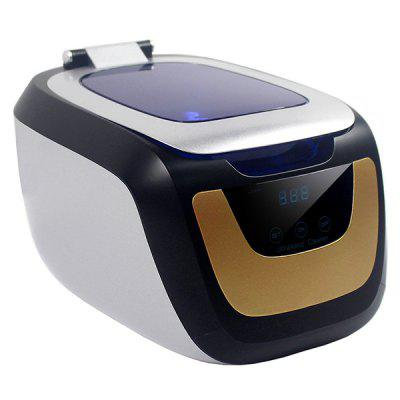 Household Small Ultrasonic Glasses Jewelry Watch Hardware Cleaner