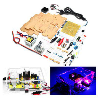 LM317 Adjustable Power Supply Board Kit