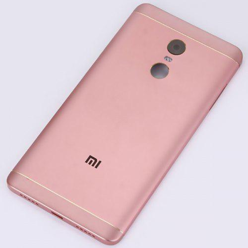 free shipping 66aa4 d326a Standard Metal Back Cover for Xiaomi Redmi Note 4X