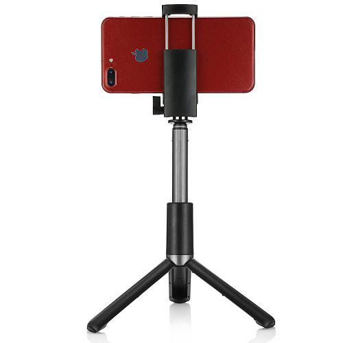 Alfawise WF808 Aluminum Alloy Private Mode Tripod Selfie Stick Combo