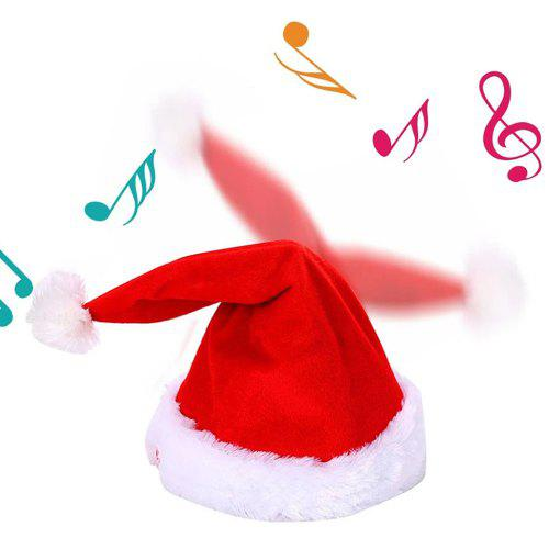 Novelty Creative Dance Music Christmas Hat