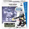 4G Intelligent Remote Control Battle Robot Children's Toys - BLACK