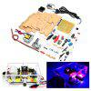 LM317 Adjustable Power Supply Board Kit - MULTI-A