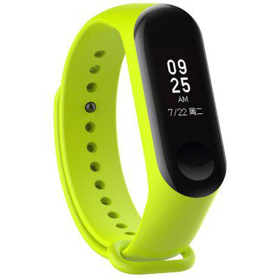 Silicone Smart Glossy Wristband for ...