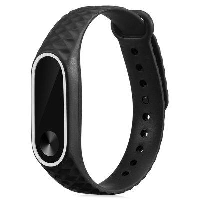 Diamond Pattern Smart Wristband voor Xiaomi Mi 2