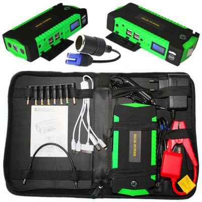 TM19B Car Jump Starter Portable Battery Charger Emergency Backup