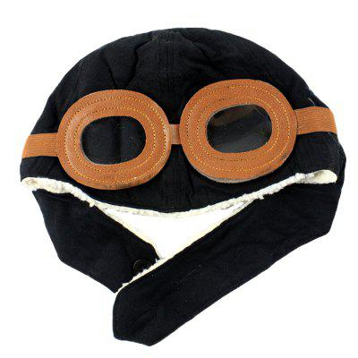 Cartoon Fashion Children's Bomber Hat for Autumn and Winter