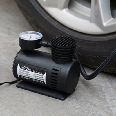 12V Micro Air Pump for Car Tire
