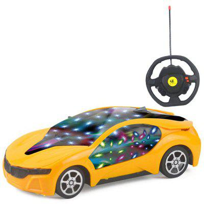 1 : 20 Steering Wheel 3D Light RC Car