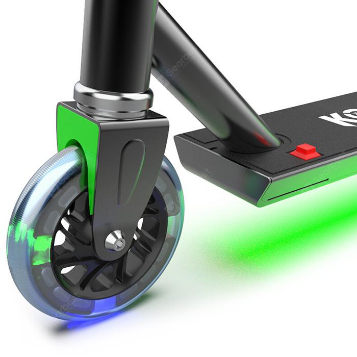 KOOWHEEL E3 Electric Kick Children Trottinette with LED Lights