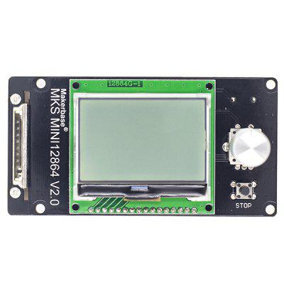 LCD MKS Mini 12864 Smart Display Reprapdiscount Controller Full Graphic for Mother Board