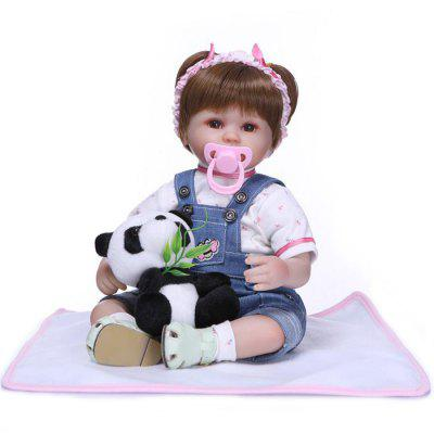 NPK Newborn Companion Toys European American Popular Simulation Doll