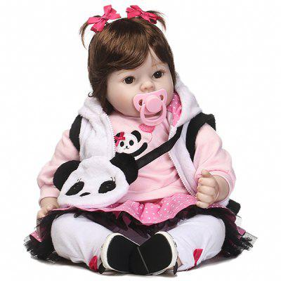 NPK 50cm Silicone Rebirth Super Baby Child Gift Simulation Doll