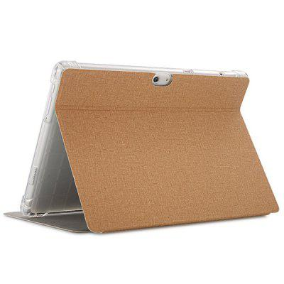 PU Leather Folding Stand Tablet Pad Case Cover for 10.1 inch Teclast M20