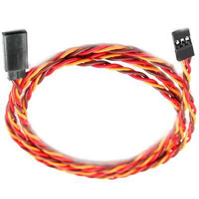 RC Airplane Remote Control Aircraft Steering Line Flight Control Cable
