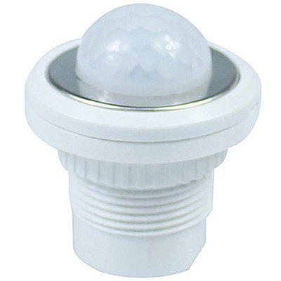 110V - 240V Mini Embedded Ceiling Lamp Infrared Body Sensor Switch