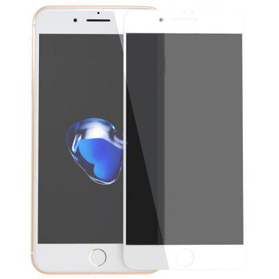 ZK Private Screen Series Full Screen Tempered Glass Film for iPhone 7