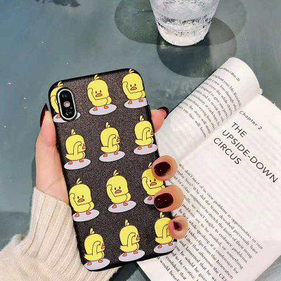 Small Yellow Duck Phone Case for iphone 6 / 6s