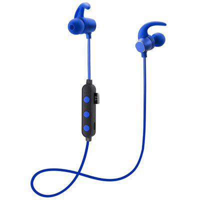BM10 Stereo Metal Magnetic Sports Bluetooth Earbuds In-ear Earbuds