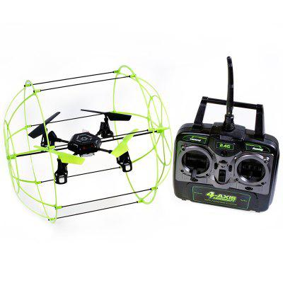 REH531306 30km/h Wall Climbing RC Drone Quadcopter Aircraft Toy Gift