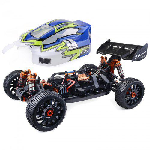 Zd Racing 9020 V3 1 8 4wd Brushless Buggy 120a Esc 4268 Motor Rc Car Gearbest