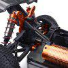 ZD Racing 9020 - V3 1/8 4WD Brushless Buggy 120A ESC 4268 Brushless Motor RC auta - ČERNá