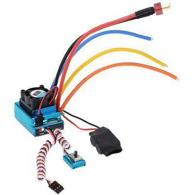 120A with Sense / No Sense Of Brushless ESC Advanced Remote Control Car Model Accessories