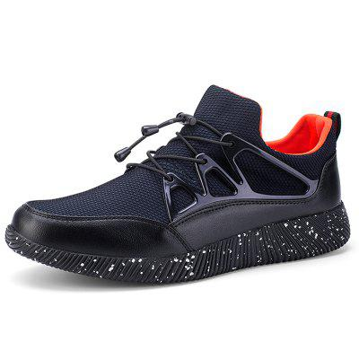 men's sneakers casual wild mesh
