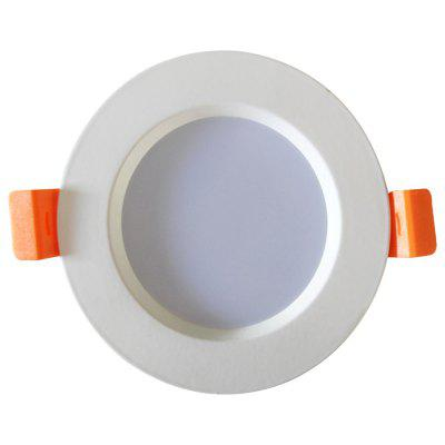 EXPC Opening Hole 7.5CM 5W Yellow Panel Light