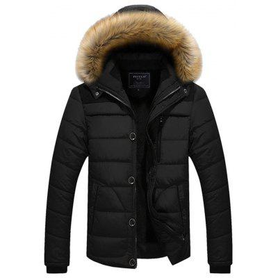 Winter Trend Men Cotton Jacket