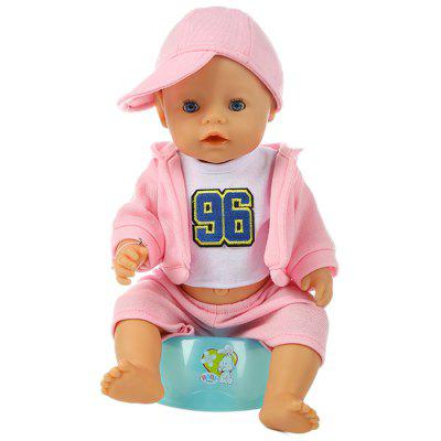 Simulation Doll Accessories No.96 Sportswear Suit