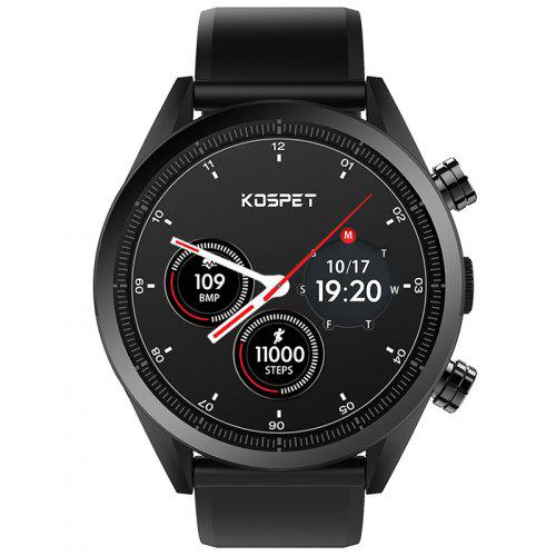 Kospet Hope 4G Smartwatch Phone - BLACK
