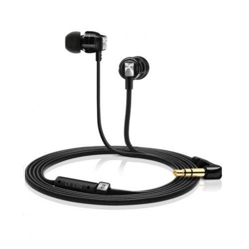 CX3.00 3.5mm Universal In-ear Earphones Stereo Earbuds - BLACK