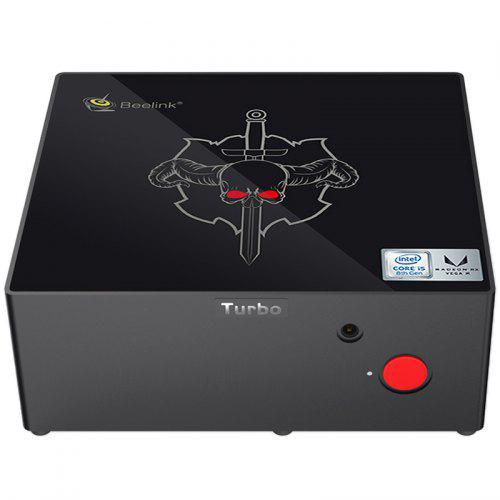 Beelink Kaby G7 Gaming Mini PC BLACK 16GB+256GB